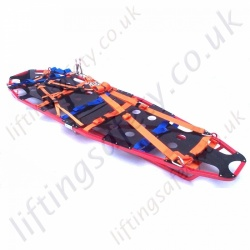 SAR Alpine Stretcher Steel Construction for Civil rescue or Mountain rescue.