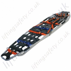 SAR Alpine Rescue Stretcher Aluminium Construction for  Civil Rescue or Mountain rescue Use