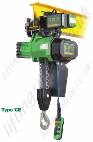 RWM Chain Hoist Type CE WR Series