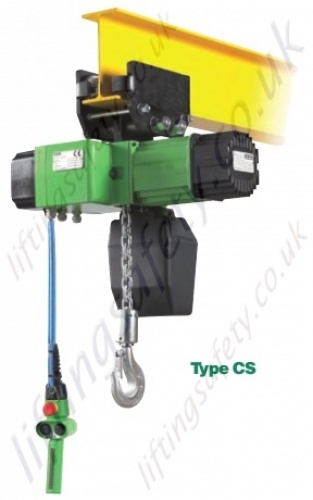 RWM Chain Hoist Type CS WR Series