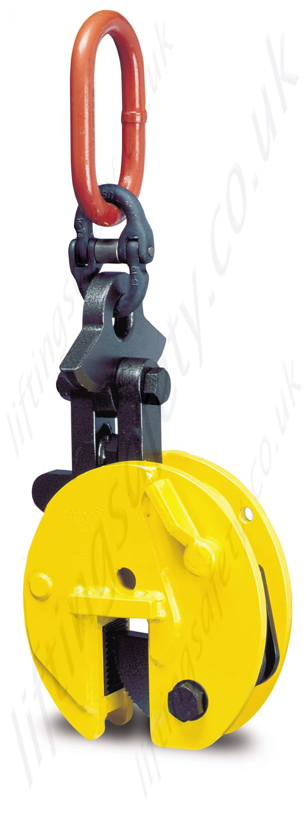 Camlok cx heavy duty hinged clamp range from kg to