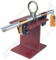 "Sala ""Glider 2"" Sliding Beam Anchor for Fall Arrest Applications - Width 87.5mm - 350mm"