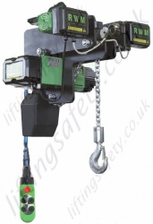RWM Low Headroom Chain Hoist