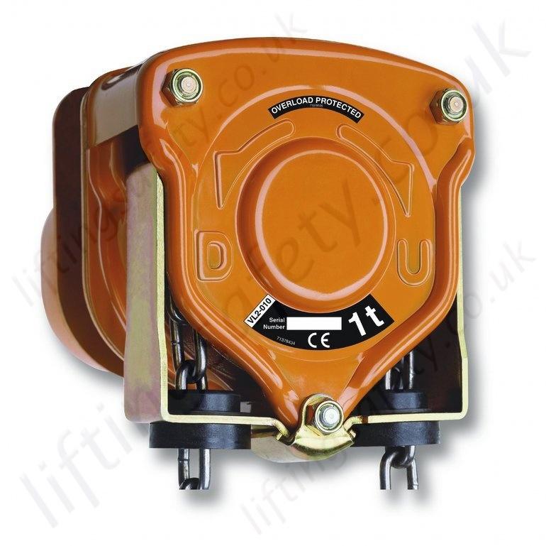 ingersoll rand vl2 premium hand chain hoist top hook suspended rh liftingsafety co uk Ingersoll Rand Air Hoist Ingersoll Rand Hoist Hook Parts