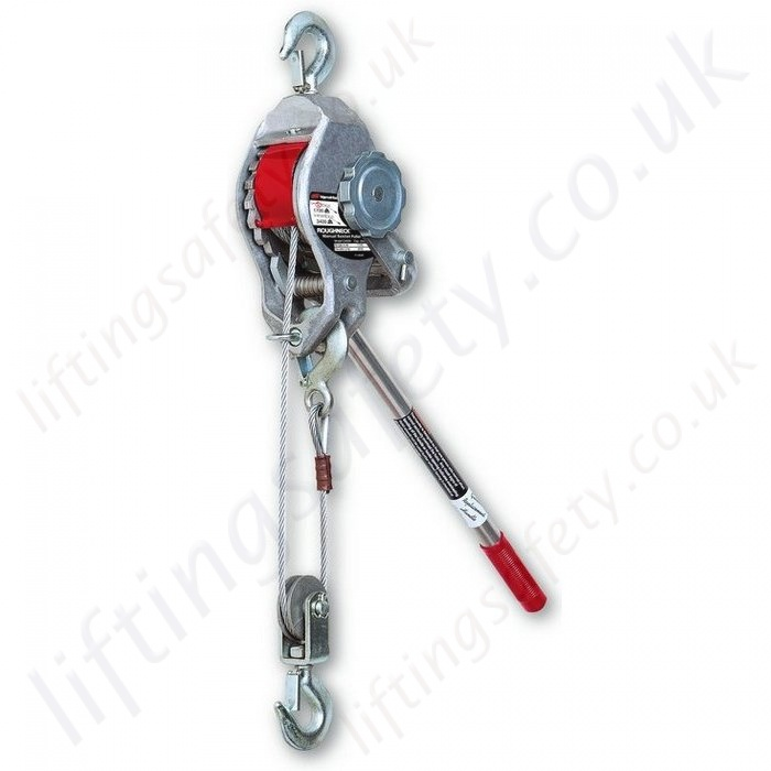 Ingersoll Rand Manual Wire Rope Cable Pullers and Hoists - Lifting ...