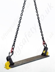 Camlok CH or HH Horizontal Plate Clamps - Range 1000kg to 20,000kg