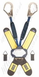With Shock Absorbers and Lanyard Keepers