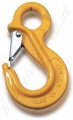 Grade 8 Eye Sling Hook for use with 7mm to 32mm Lifting Chain