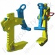 Camlok ACH Adjustable Plate Clamps - Range 350kg to 6650kg
