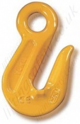 Grade 8 Eye Grab Hook for use with 7mm to 32mm Lifting Chain