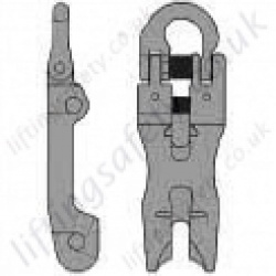 Half Link Shortening Clutch for use with 7mm to 16 Lifting Chain