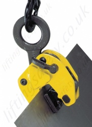 Camlok LJ Non-Marking Plate Clamp - 500kg or 1500kg