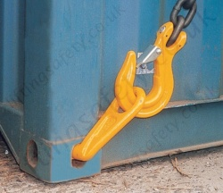 Grade 8 Container Hook for use with 20mm Lifting Chain