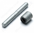 Coupling Pin and Sleeve Set for use with 7mm to 32mm Lifting Chain