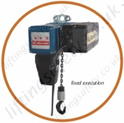 Donati DLK Electric Chain Hoist 400v 3Ph 50Hz - Range from 125kg to 2000kg