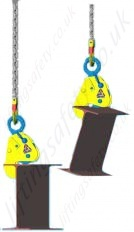 Camlok Cg Girder Lifting Clamp Range From 1000kg To
