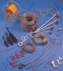 Tractel Wire Ropes & Accessories for Use with Tractel Lifting and Pulling Machines