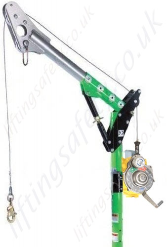 Sala Advanced Davit Arm Confined Space Entry And Rescue