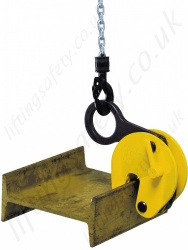 Camlok TTR Girder Section Lifting Clamp - Range from 750kg to 3000kg