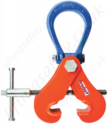 Crosby IPTKU and IPTKUD Universal Beam Clamp - Range from 2000kg to 10,000kg
