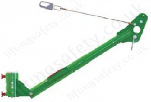 Davit Arm for PFAS 8516693