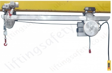 Low Head Room Cantilever Lifting Hoist