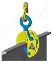 Type CB Bulb Clamp
