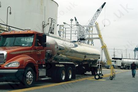 Sala Advanced Quot Portable Tanker Access Ladder Quot System