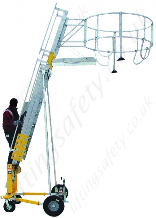 Sala Advanced Quot Portable Tanker Access Ladder Quot System