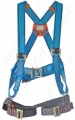 Tractel HT45 VertyTrac (Standard Buckles) Fall Arrest Harness With Front and Rear 'D' Rings