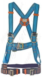 Tractel HT46 VertyTrac (Standard Buckles) Fall Arrest Harness With Front and Rear 'D' Rings and 2 x Chest 'D' Rings