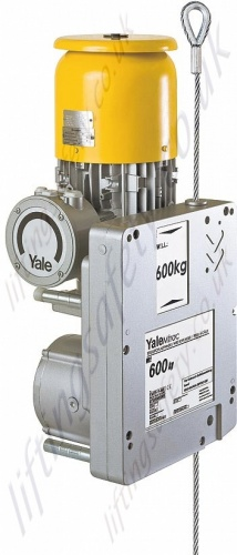Yale MTrac Endless Materials Winch - Front