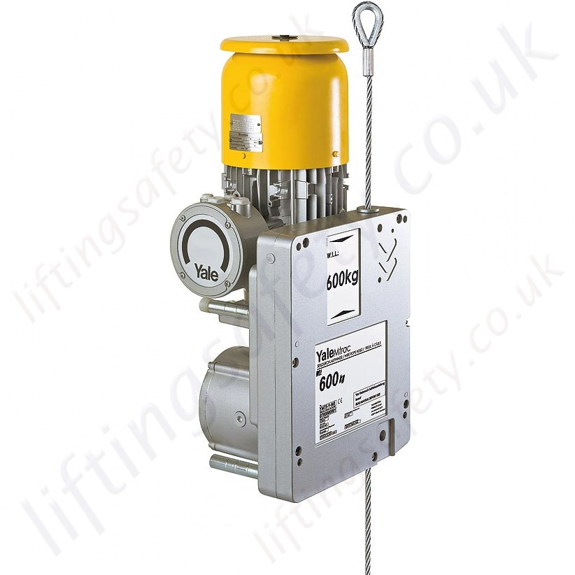 Fantastic 5 Ton Yale Wire Rope Hoist Crest - Electrical and Wiring ...