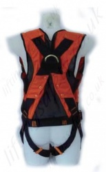 Tractel Ladytrac Harness   No Positioning Belt