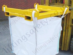 Forklift Big Bag Handler Attachment - 1000kg