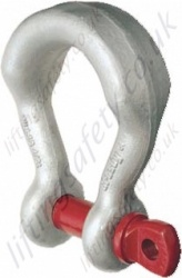 G2169 Galvanised Wide Body Shackle