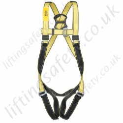 Yale Single Point Fall Arrest Harness with Rear 'D' Ring