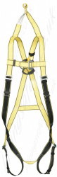 "Yale ""Vertical Lifting Rescue Harness"" Fall Arrest Anchorages Front and Rear 'D' Rings. Also, EN1497 Overhead Anchorage For Rescue Only"