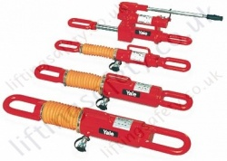 Yale YPL Pulling Cylinders - Pulling Capacity Range from 10,000kg to 50,000kg (5 Options)