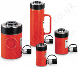 "Yale YCS Single Acting ""Hollow Cylinders"" - Range from 12,000kg to 93,000kg (9 Options)"