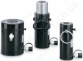 "Yale ""YELB"" Single Acting Hydraulic Cylinders, with Locking Nut - Range from 30,000kg to 220,000kg"