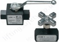 Yale VHM Throttle-Shut off Valves upto 700 BAR - Ball or Needle Operation.