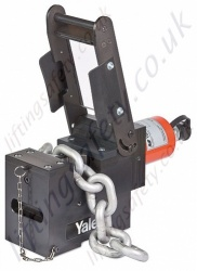 Yale YCC-201 Hydraulic Chain Cutter - Max 16mm Diameter Chain