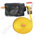 Ridge Gear RGHL1 Temporary Fall Arrest Lifeline Suitable for 2 Users - 10m or 20m