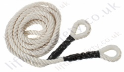 16mm rope with double eye