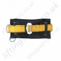 "Ridgegear ""RGBETA"" Work Positioning Belt For Use With Pole strap & Restraint lanyard with 4 x 'D' Rings."