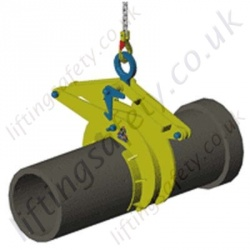 Camlok TRU Round Stock Grabs - Range from 100kg to 4000kg