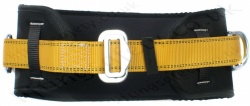 "Ridgegear ""RGB1"" Work Positioning Belt For Use With Pole strap & Restraint lanyard with 2 x Side 'D' Rings."