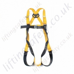 RGH1 Single Point Safety Harness with 1 x Rear 'D' Ring to EN361