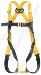Basic safety harness